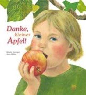 Bild von Danke, kleiner Apfel