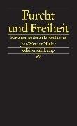 Bild von Müller, Jan-Werner: Furcht und Freiheit