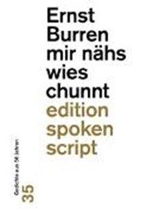 Bild von Burren, Ernst: mir nähs wies chunnt