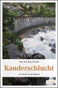 Bild von Beutler, Peter: Kanderschlucht