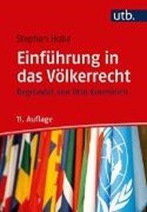 Bild von Hobe, Stephan: Einführung in das Völkerrecht