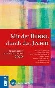 Bild von Scheele, Paul-Werner (Hrsg.) : Mit der Bibel durch das Jahr 2020