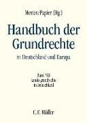 Bild von Handbuch der Grundrechte in Deutschland und Europa