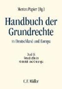 Bild von Merten, Detlef (Hrsg.) : Handbuch der Grundrechte in Deutschland und Europa