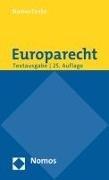 Bild von Europarecht