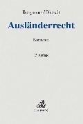 Bild von Bergmann, Jan (Hrsg.) : Ausländerrecht