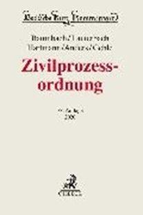 Bild von Anders, Monika (Hrsg.) : Zivilprozessordnung