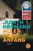 Bild von Hermann, Judith: Aller Liebe Anfang