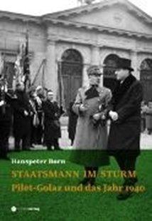 Bild von Born, Hanspeter: Staatsmann im Sturm