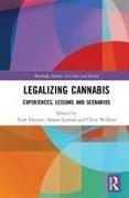 Bild von Decorte, Tom (Hrsg.) : Legalizing Cannabis