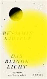 Bild von Labatut, Benjamín : Das blinde Licht