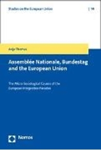 Bild von Thomas, Anja: Assemblée nationale, Bundestag and the European Union