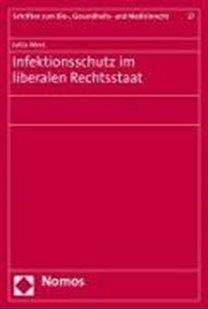 Bild von Infektionsschutz im liberalen Rechtsstaat