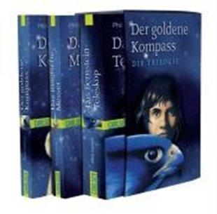 Bild von Pullman, Philip: Der Goldene Kompass. Die Trilogie