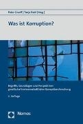Bild von Was ist Korruption?