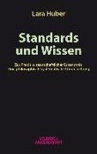 Bild von Huber, Lara: Standards und Wissen