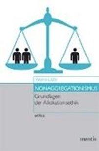 Bild von Lübbe, Weyma: Nonaggregationismus