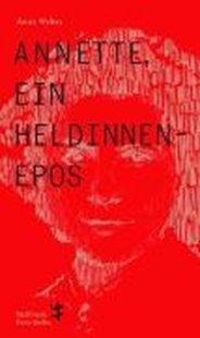 Bild von Weber, Anne: Annette, ein Heldinnenepos