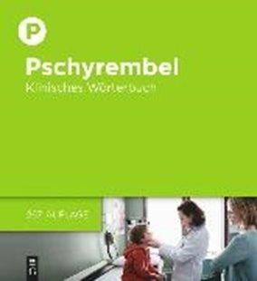 Bild von Pschyrembel, Willibald (Begründet v.) : Pschyrembel Klinisches Wörterbuch