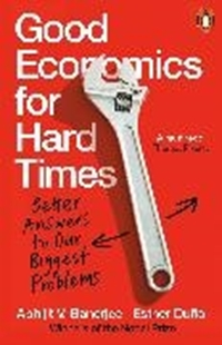 Bild von Good Economics for Hard Times