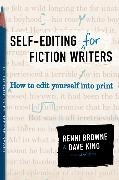 Bild von Self-Editing for Fiction Writers, Second Edition