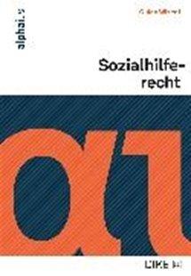 Bild von Wizent, Guido: Sozialhilferecht