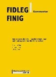 Bild von FIDLEG/FINIG Kommentar