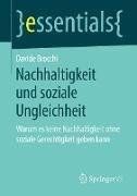Bild von Brocchi, Davide: Nachhaltigkeit und soziale Ungleichheit