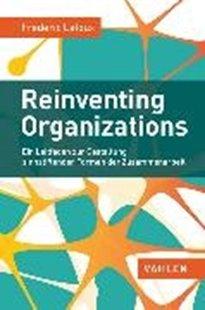 Bild von Laloux, Frederic : Reinventing Organizations