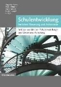 Bild von Paseka, Angelika (Hrsg.) : Schulentwicklung zwischen Steuerung und Autonomie
