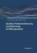 Bild von Ditton, Hartmut (Hrsg.) : Qualität, Professionalisierung und Monitoring im Bildungssystem