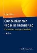 Bild von Schloen, Brüne: Grundeinkommen und seine Finanzierung