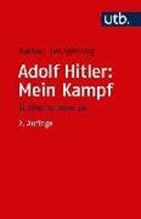 Bild von Zehnpfennig, Barbara: Adolf Hitler: Mein Kampf