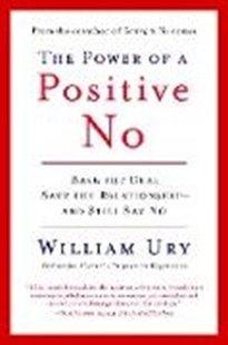 Bild von Ury, William: The Power of a Positive No