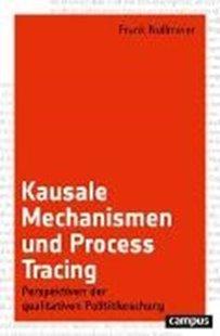 Bild von Nullmeier, Frank: Kausale Mechanismen und Process Tracing
