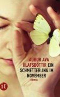 Bild von Ein Schmetterling im November