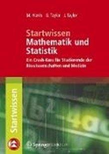 Bild von Startwissen Mathematik und Statistik