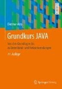 Bild von Abts, Dietmar: Grundkurs JAVA (eBook)