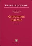Bild von Constitution fédérale (Cst.)