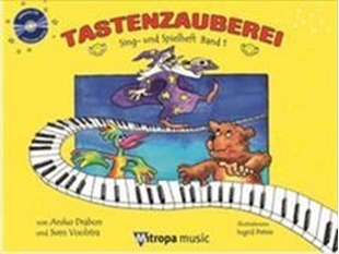 Bild von Tastenzauberei Sing- Und Spielheft Band 1