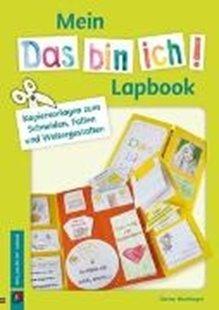 """Bild von Blumhagen, Doreen: Mein """"Das bin ich!""""-Lapbook"""