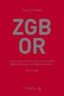 Bild von Gauch, Peter (Hrsg.) : Schweizerisches Zivilgesetzbuch mit Obligationenrecht (ZGB/OR) (PrintPlu§)