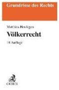 Bild von Herdegen, Matthias: Völkerrecht