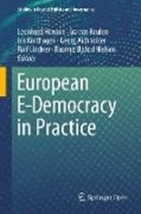 Bild von European E-Democracy in Practice