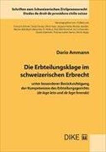Bild von Die Erbteilungsklage im schweizerischen Erbrecht