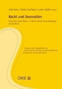 Bild von Meier, Julia (Hrsg.) : Recht und Innovation