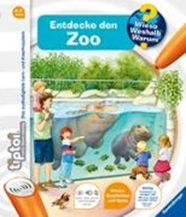 Bild von tiptoi® Entdecke den Zoo