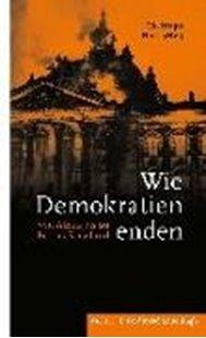 Bild von Wie Demokratien enden