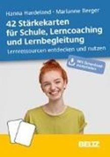 Bild von Hardeland, Hanna : 42 Stärkekarten für Schule, Lerncoaching und Lernbegleitung