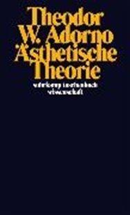 Bild von Adorno, Theodor W. : Ästhetische Theorie
